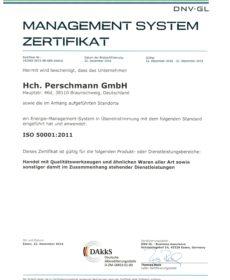 DIN ISO 50001