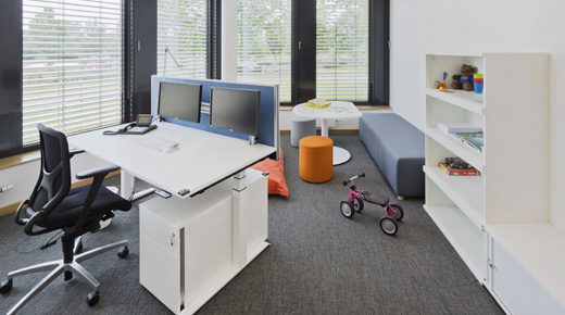 Eltern Kind Büro bei Perschmann