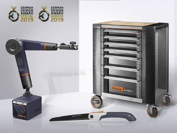 Die Hoffmann Group gewinnt den Germann Design Award 2019