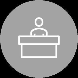 Front Desk Icon