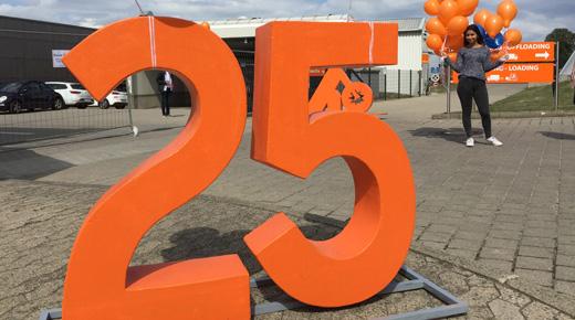 25 Jahre Kalibrieren Sommerfest bei Perschmann